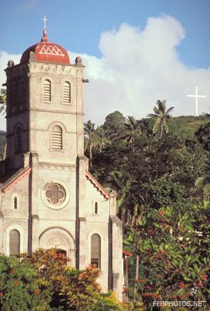 Waikiri Mission - Taveuni, Fiji