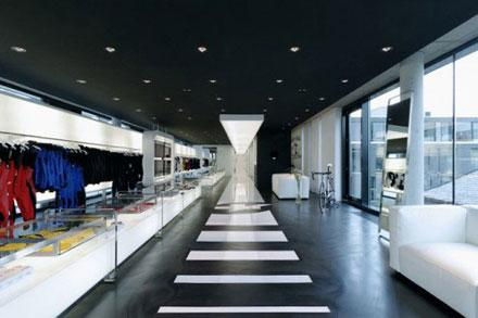 INTERIOR DESIGN DAL MONDO: LO SHOWROOM ASSOS