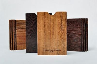 Maison Martin Margiela Spring 2011 Wood Wallets