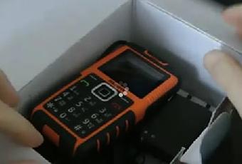 Il Telefonino Davvero Indistruttibile Itt Zero Limits