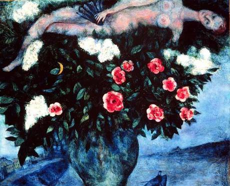 Marc Chagall all'Ara Pacis a Roma