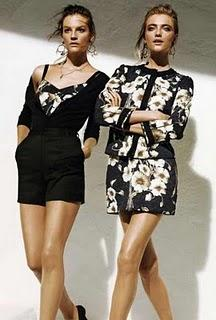Dolce & Gabbana Donna p/e 2011 Lookbook Collection