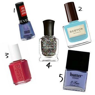 Nail Polish Wishlist