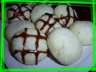 Coconut macaroons della MuccaSbronza