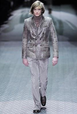 Gucci - Milan Man Fashion Week F/W 2011-2012