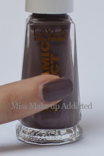 Swatches & Review smalti Layla