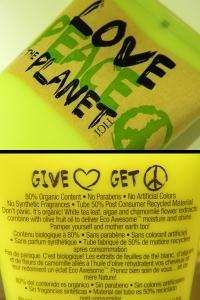 Love Peace & The Planet