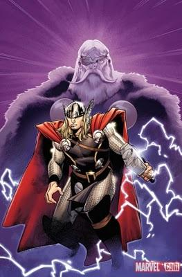 MARVEL: CON MATT FRACTION E OLIVIER COIPEL THOR RIDIVENTA... MITICO