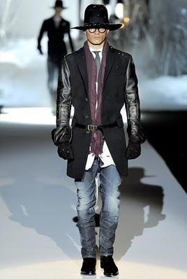 Dsquared - Milan Man Fashion Week F/W 2011-2012