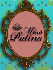 Miss Patina - Love it!