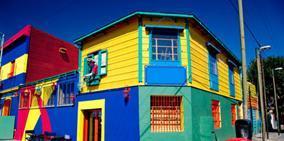 Boca a Buenos Aires storico quartiere