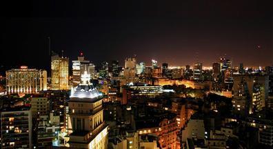 Buenos Aires la capitale argentina