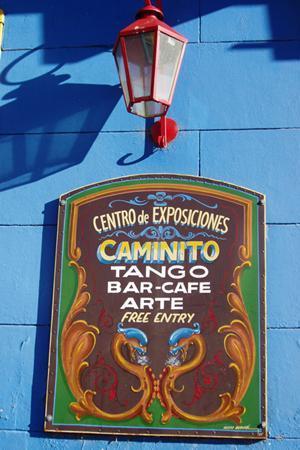 Buenos Aires e la Historia de tango