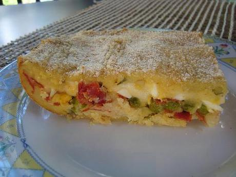 Timballo di patate