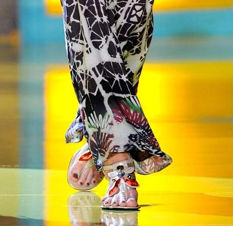 Patrizia Pepe Primavera Estate 2011: focus accessori