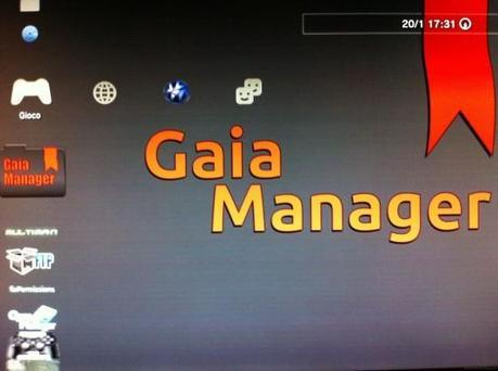 Gaia Manager
