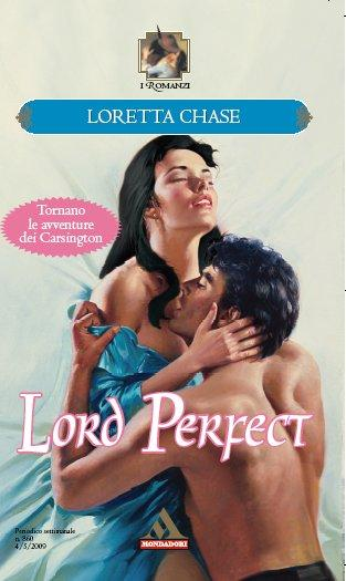 RECENSIONE: LORD PERFECT, ...