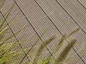Pavimentazione esterni: ecco legno composito