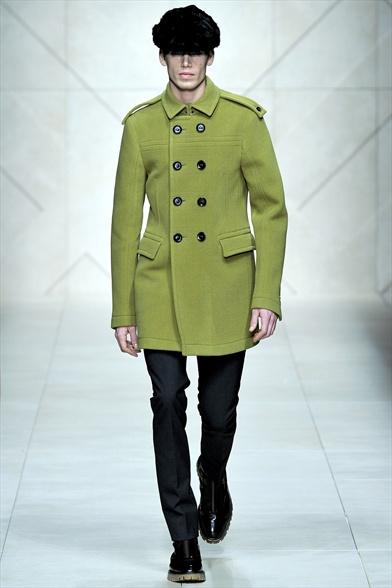 Burberry prorsum AI 2011-2012 men