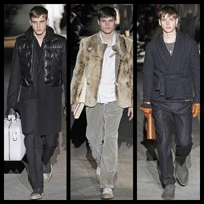 Louis Vuitton - Paris Man Fashion Week F/W 2011-2012