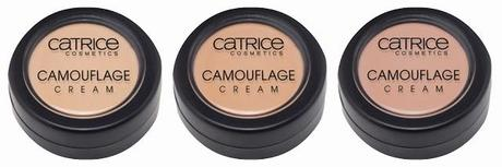 {Review} Camouflage cream - Catrice