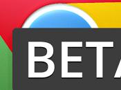 Chrome Beta: novità download [Google Play 12/12]