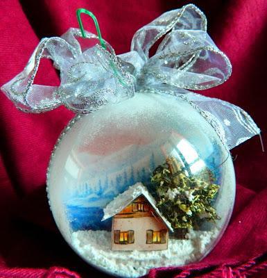 Creare Palline Di Natale Con Foto.Sfere O Palle Di Natale E Non Ci Resta Che Creare