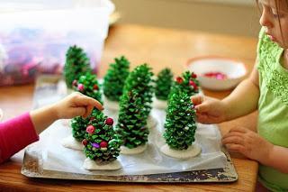 Speciale Natale Pigne Segnaposto Paperblog