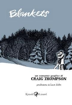 Blankets di Craig Thompson (Rizzoli Lizard)