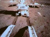 Successo della missione cinese Chang'e Yutu primi passi sulla Luna