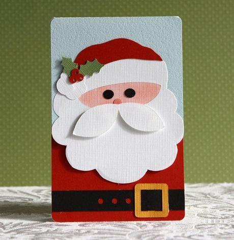 Super Biglietti auguri di Natale fai da te – varie idee - Paperblog XM78