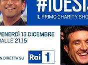 Campioni solidarietà Charity Show Telethon diretta #ioesisto