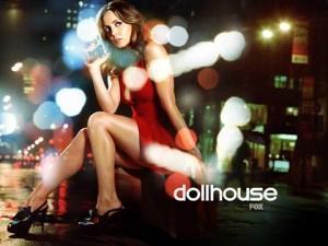Locandina promozionale per Dollhouse