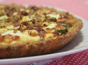Torta rustica brisèe pistacchi zucca zucchine