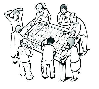 come creare un gruppo di lavoro vincente