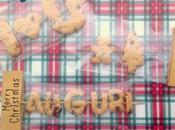 Biscotti Natale senza burro: spiedini biscotto!