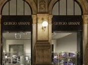 Armani apre nuova boutique Giorgio Accessori Galleria Vittorio Emanuele Milano