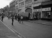 Vanloon Guns Brixton, rivolte 1981