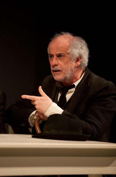 Toni e Peppe Servillo: Due Voci per Eduardo