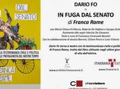 "Dario torna teatro fuga senato"" franca rame"