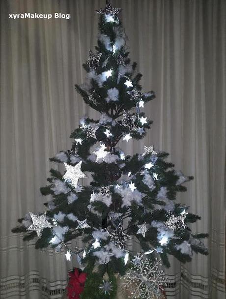 Addobbi natalizi fai da te albero stars and snow paperblog - Addobbi natalizi per finestre fai da te ...