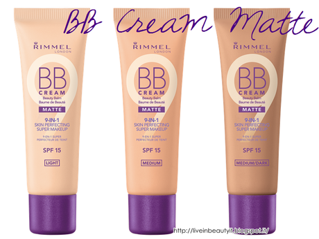 Rimmel, BB Cream Matte - Preview