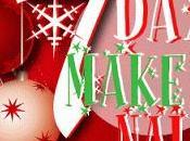 #7daysmakeupnails Make