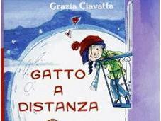 """""""Gatto distanza"""" Grazia Ciavatta, Piemme"""
