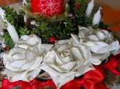 Preparativi Natale #10: altri centrotavola candele