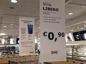 vino della METRO quello IKEA