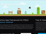 framework html5,