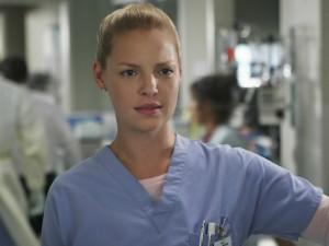 Grey's Anatomy, una scena con Katherine Heigl