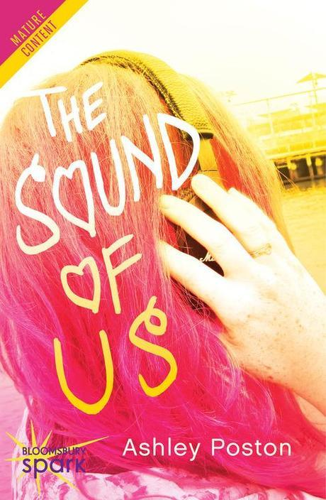 """Book Launch: """"The Sound of Us"""" by Ashley Poston"""