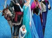 Frozen, regno ghiaccio Walt Disney torna sognare